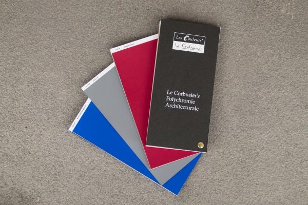 Le Corbusier's Farbfächer