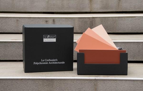 Farbkarten – Le Corbusier's Polychromie Architecturale